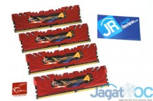 Preview G.Skill Ripjaws 4 DDR4-3000Mhz CL15 (F4-3000C15Q-16GRR)
