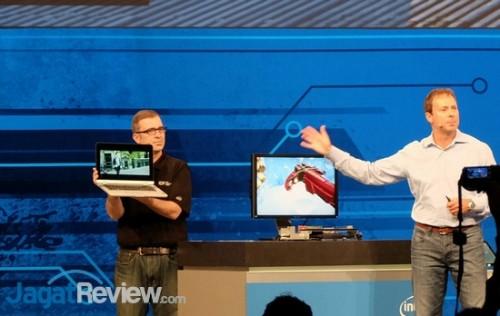 Laptop dengan prosesor Skylake pun telah dipamerkan!