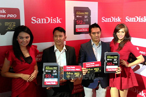 Sandisk Extreme Pro - Launch
