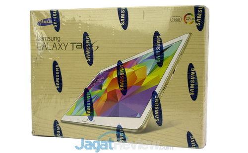 Box Galaxy Tab S 10.5