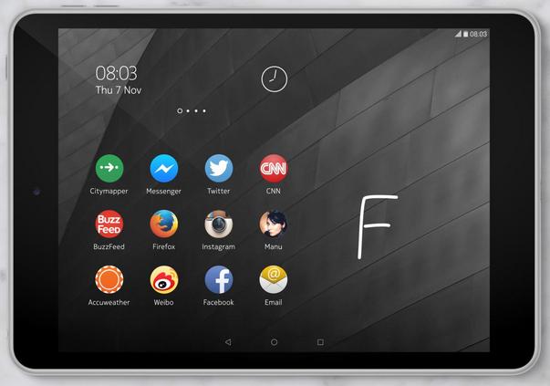 Nokia N1 F