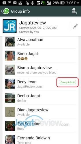 how to delete a group on whatsapp as admin