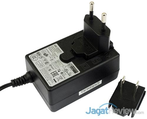 ecs liva 32gb power adapter