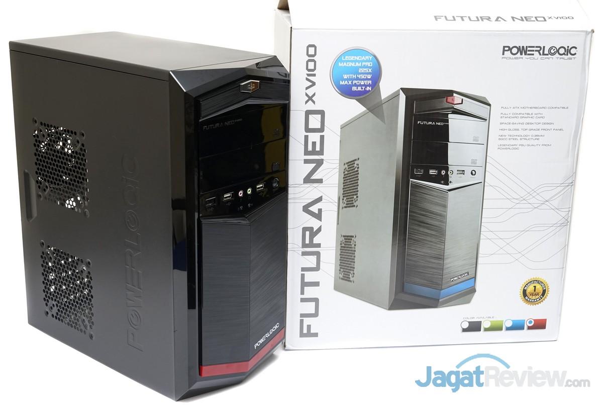 PowerLogic Futura NEO XV 100 3