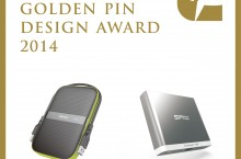 [PR] SP/ Silicon Power Wins Great Recognition from Golden Pin Design Award..