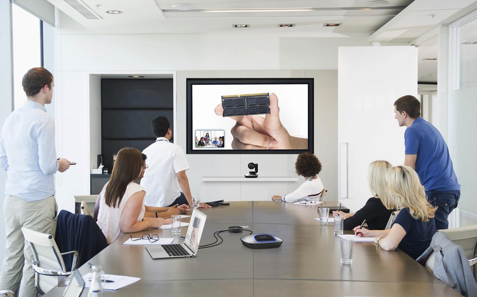 Pr Logitech Hadirkan Dua Solusi Group Video Conference