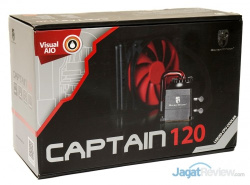 DeepCool Captain 120 1