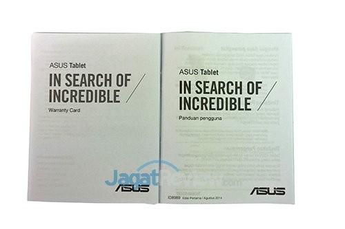 ASUS Fonepad 8 - Dokumentasi