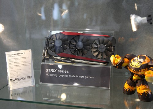 ASUS STRIX GTX 980 Ti DirectCU III