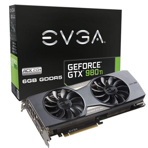 EVGA GTX 980 Ti ACX 2.0+ 1000 1076 7010
