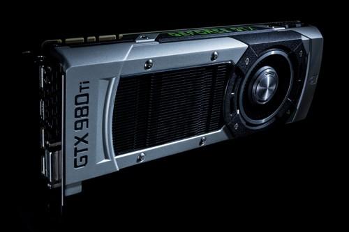 NVIDIA GTX 980 Ti Stylized