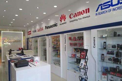 Showroom Datascrip Kantor Penjualan Cabang Surabaya