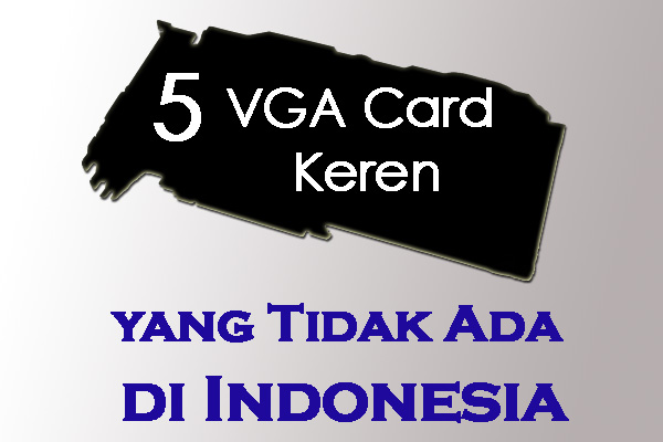 Toplist 5 VGA