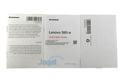 Lenovo S60 - Dokumen
