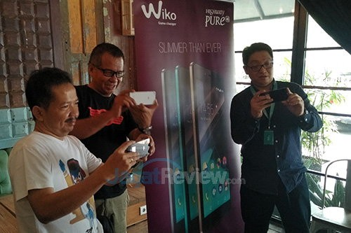 Wiko Highway Pure - Play