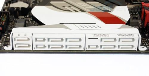 Gigabyte Z170X-Gaming G1 SATA Ports
