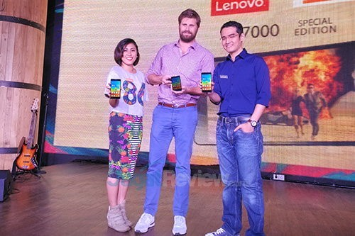Lenovo A7000 Special Edition - Launch
