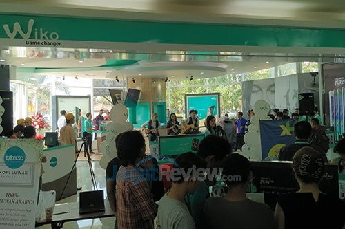 Wiko Experience Store