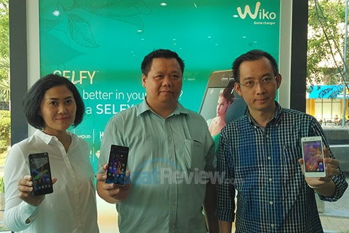 Wiko Experience Store - Phone Launch