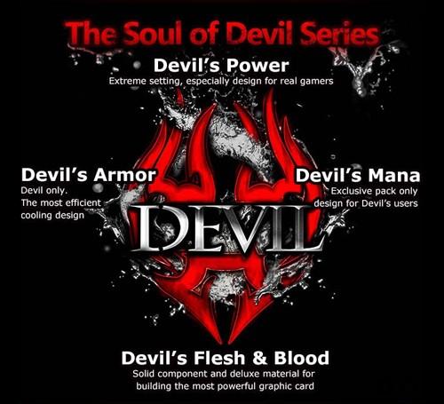 POWERCOLOR DEVIL R9 390X - About Devil