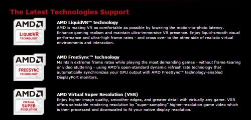 POWERCOLOR DEVIL R9 390X - Feature