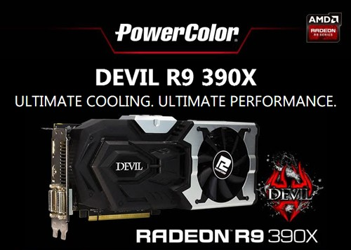 POWERCOLOR DEVIL R9 390X - Intro