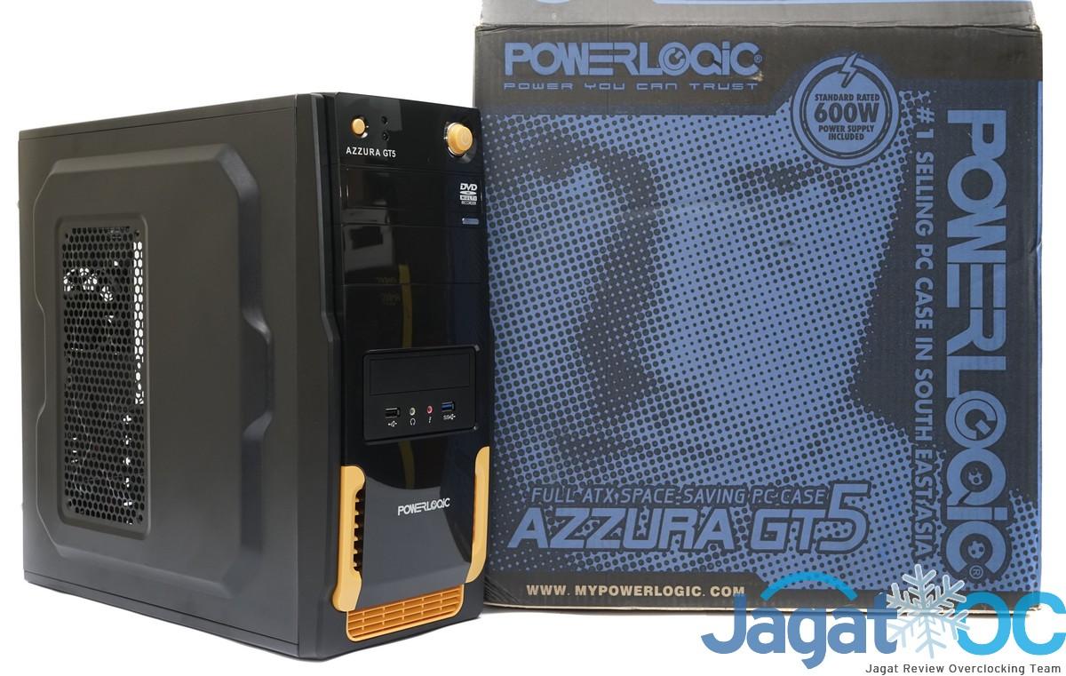 PowerLogic Azzura GT5 1