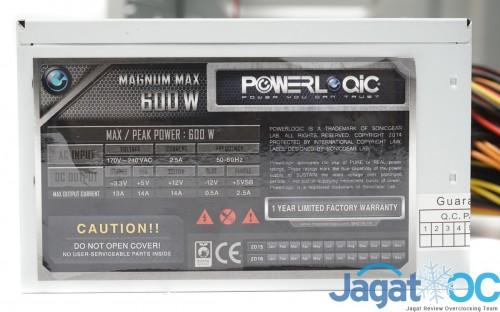 PowerLogic Azzura GT5 100