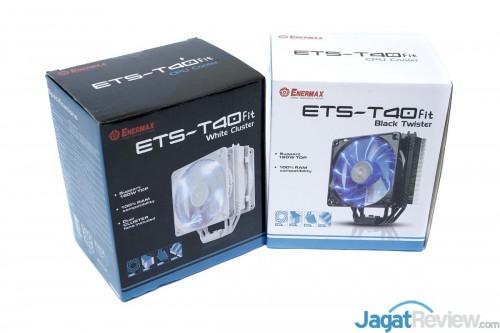 ETS-T40 Fit Black 1