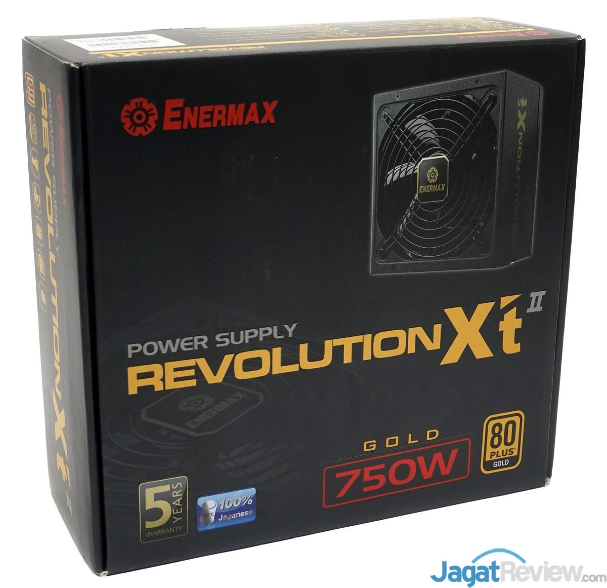 Enermax Revolution XT II 1