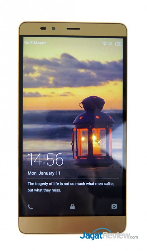 Review Smartphone Android Infinix Note 2 LTE X600