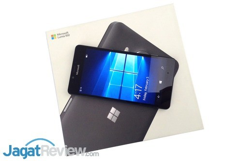 Lumia 950 - Packaging
