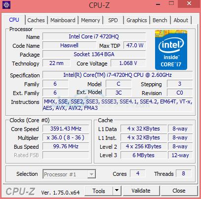 MSI PX60 2QD CPUZ 01