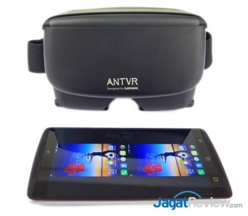 pembelian Lenovo VIBE K4 Note disertai dengan kacamata VR