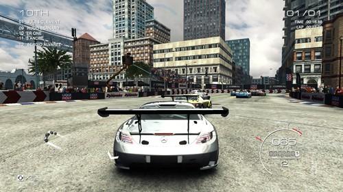 ECS LIVA Core GRID Autosport SS 03
