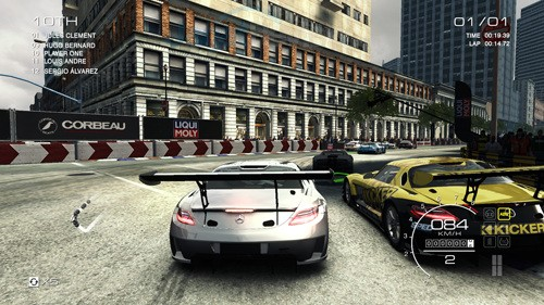 ECS LIVA Core GRID Autosport SS 04