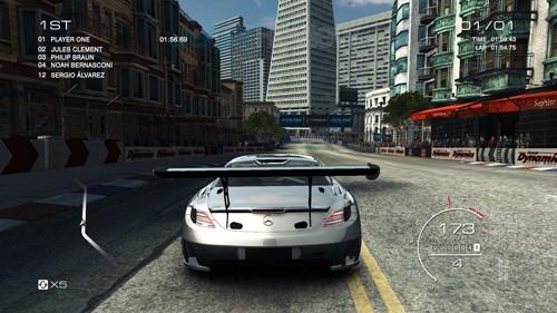 ECS LIVA Core GRID Autosport SS 05