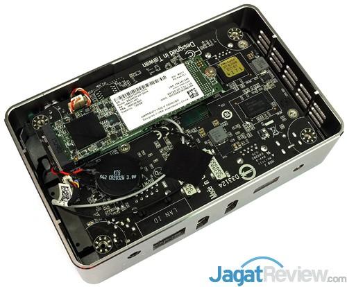 ECS LIVA Core Internal Component