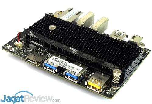 ECS LIVA Core Motherboard 01