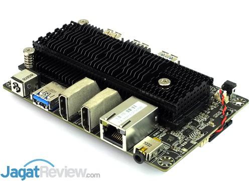 ECS LIVA Core Motherboard 02