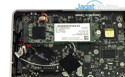 ECS LIVA Core Storage