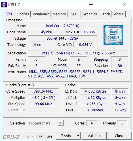 Xenom Pegasus PS15S CPUZ 02