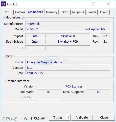 Xenom Pegasus PS15S CPUZ 03