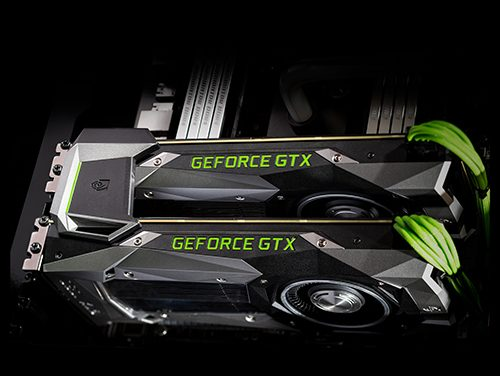 NVIDIA GeForce GTX 1080 SLI