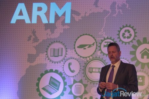 Rene Haas, Executive VP & Chief Commercial Officer, ARM