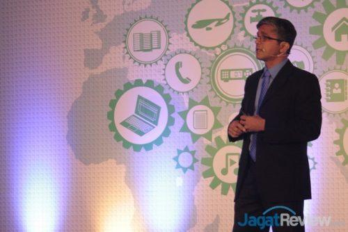 Nandan Nayampally, VP if Marketing & Strategy, CPU Group, ARM