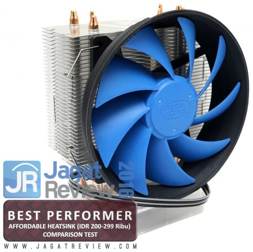 DeepCool Gammaxx 300 Best Performer Award