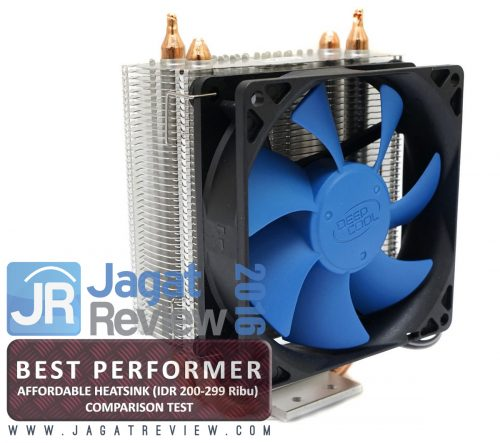 DeepCool Ice Blade 200M Best Performer Award