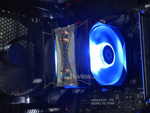 HSF ID-Cooling 902v3