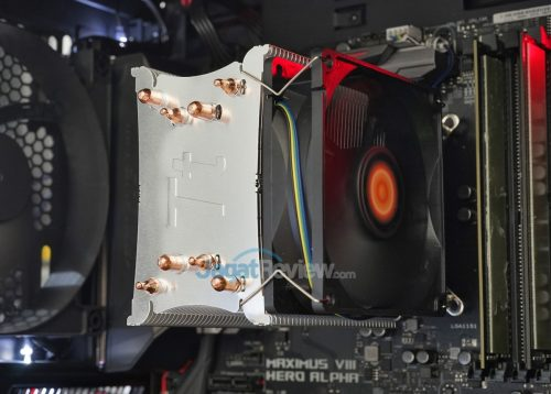 HSF thermaltake Contact 21